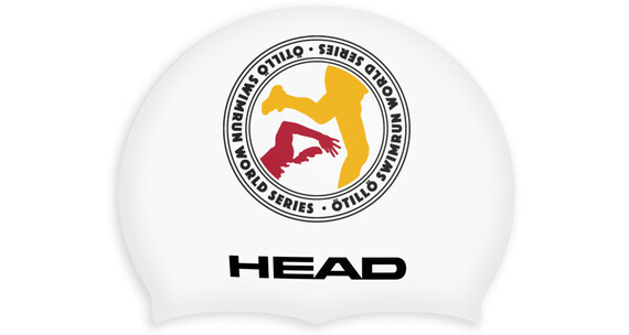 Head Swim Cap ÖtillÖ Ltd Silicone Moulded